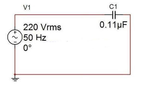 电容的移相方法及原理