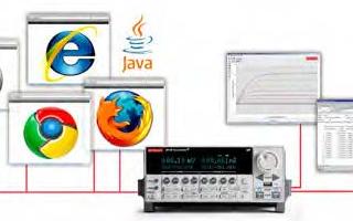 2600B系列系统数字源表源测量单元的功能特点及应用范围