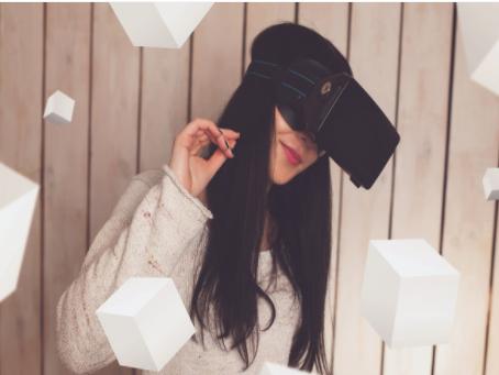 VR实景导航在大型商场的应用及趋势
