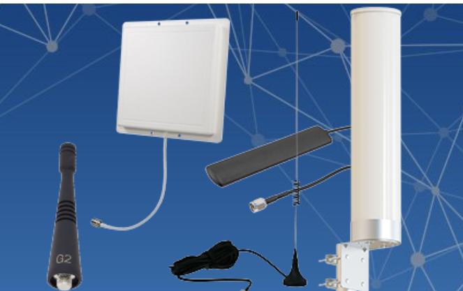Pasternack推出新的900 MHz天线产品线