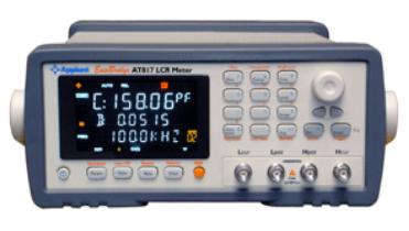 AT817D LCR數字電橋的性能特征及應用