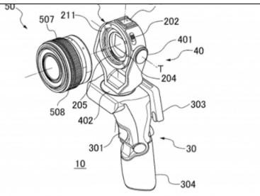 佳能通過日本最新云臺相機專利