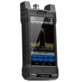 SpecMini手持频谱分析仪的性能特性及功能应用