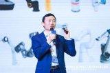 """大族机器人王光能以""""破解协作机器人同质化竞争迷局""""为主题进行了分享"""