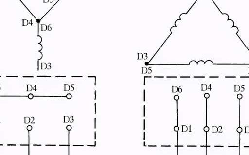 10+年电工常用的41例接线方法