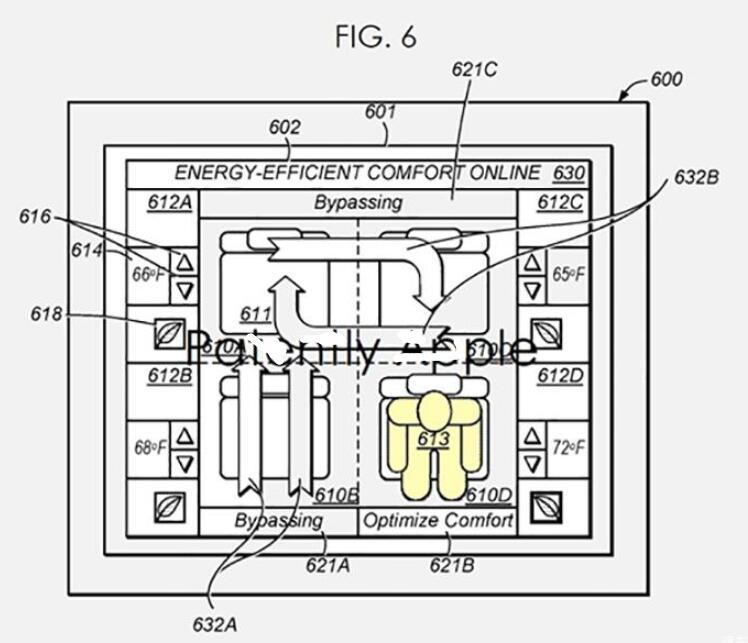 苹果新增两项关于汽车方面的新专利