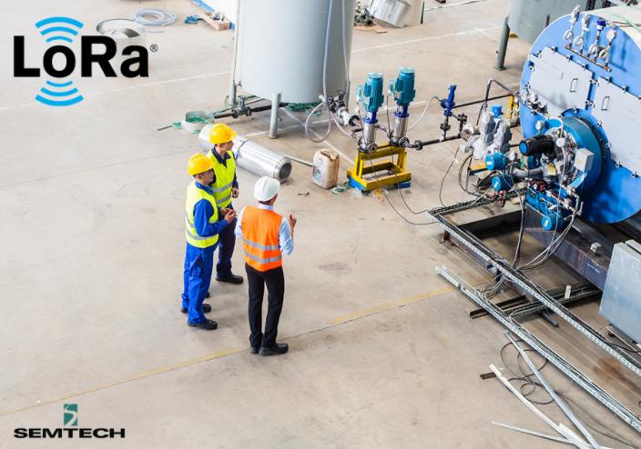 利尔达基于LoRa?的人员定位解决方案,为化工园区提供智能安全保障
