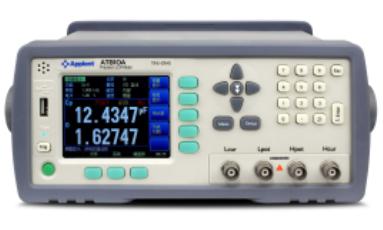 精密LCR數字電橋AT810A的的性能特征及功能實現