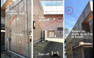 新型移動機器人系統DIR-3在微型無人機中的應用