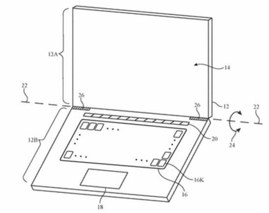 苹果申请专利:按键可随屏幕显示变化