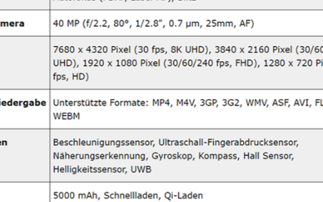 三星Galaxy S21 Ultra的詳細參數都...