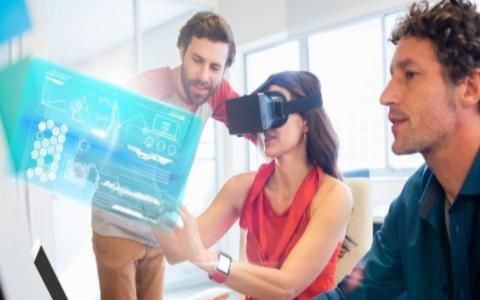 使用VR全景线上展厅的优势