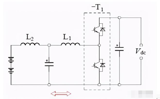 双向DCDC变换器功能和技术参数