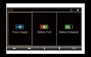 2281S-20-6電池模擬器的性能特點及功能實現
