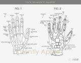 苹果基于 IMU VR手套专利曝光:智能织物构成...