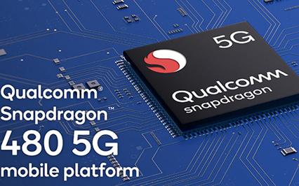 剑指平价5G手机市场 高通480 5G移动平台震撼发布