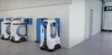 快訊:大眾汽車推出帶眼睛的電動汽車充電機器人