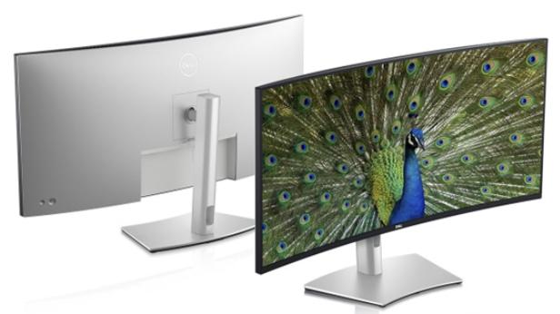 戴尔发布首款40英寸曲面超宽屏显示器
