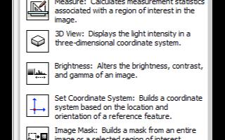 如何在LabVIEW视觉助手中运用灰度分析进行有无检测