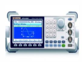 AFG-30X1系列任意波形发生器的性能特点及应用范围