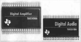数字音频PWM处理器TAS5086的性能特点及应用范围