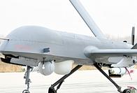 高可靠性彩虹-4无人机开创中大型无人机航测先河