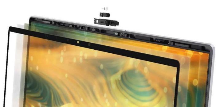 外媒点赞戴尔笔记本的摄像头隐私挡板设计