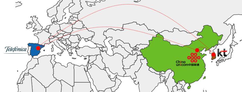 中国联通实现跨国5G MEC边缘云应用,构建统一的边缘应用接口标准
