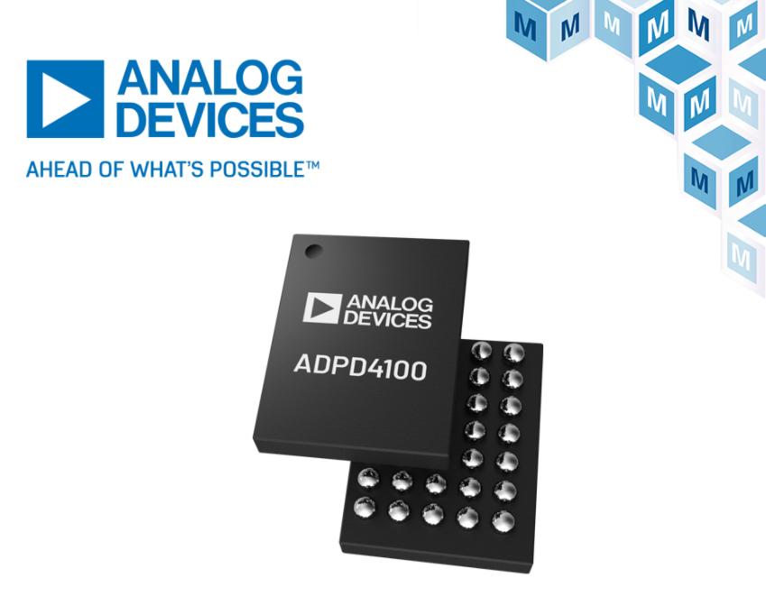 贸泽即日备货Analog Devices ADP...