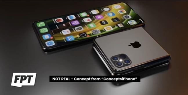 苹果折叠iPhone将搭载三星柔性OLED面板
