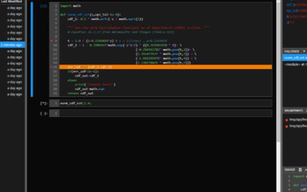 以后Jupyter也能做可視化Debug了