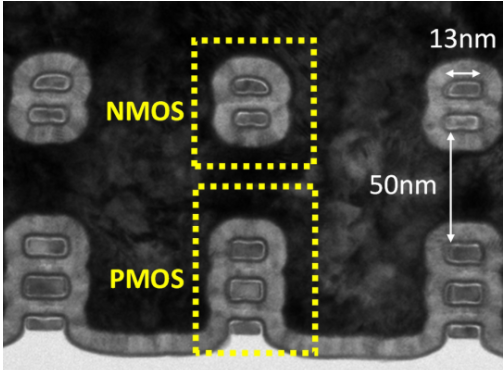 深度解读提高芯片计算的密度晶体管堆叠技术