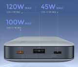 紫米20号移动电源正式开启预售:具备200W超高功率,三台智能设备提供