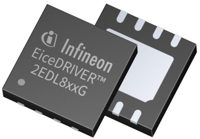 英飞凌推出适用于5G和LTE宏基站的全新栅极驱动IC
