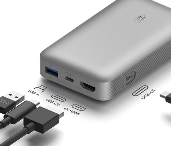 紫米多功能移动电源上线,支持TV模式