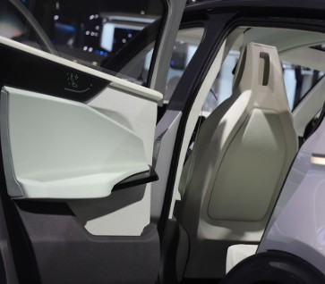 苹果汽车渲染图、概念图曝光