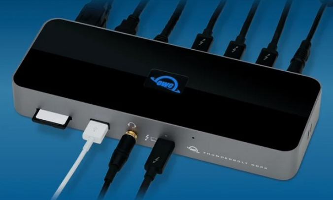 OWC推新雷电扩展坞和外置存储解决方案