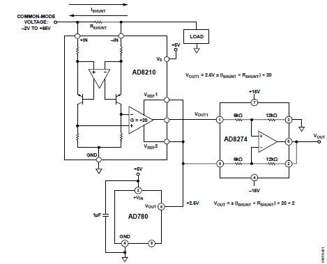 基于CN-0116电流检测的参考设计