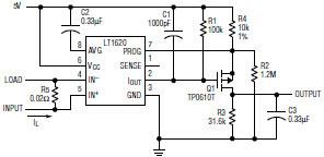 基于DN898电流检测的参考设计