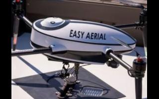 美国通过利用小型四旋翼无人机充当空军基地哨兵
