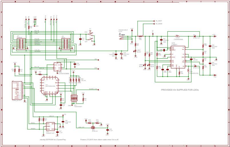 基于DC2518A电源管理的参考设计