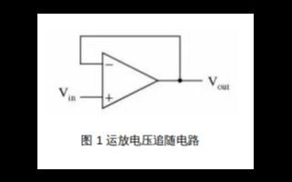运放的电压追随电路详细分析