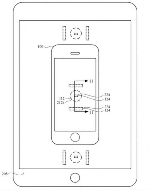 苹果正研究用iPad/Mac为iPhone无线充电