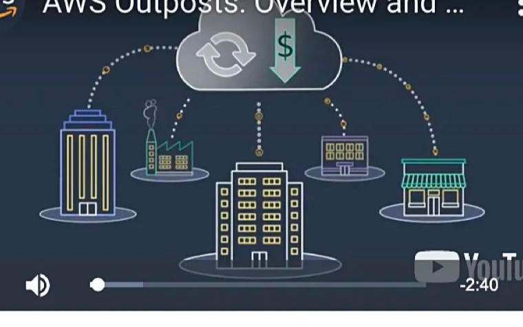 AWS Outposts对本地存储供应商构成了生存威胁吗