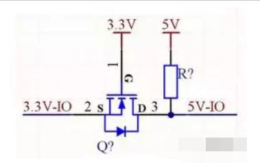 TTL和CMOS电平与OC和OD的互连规范详细说明