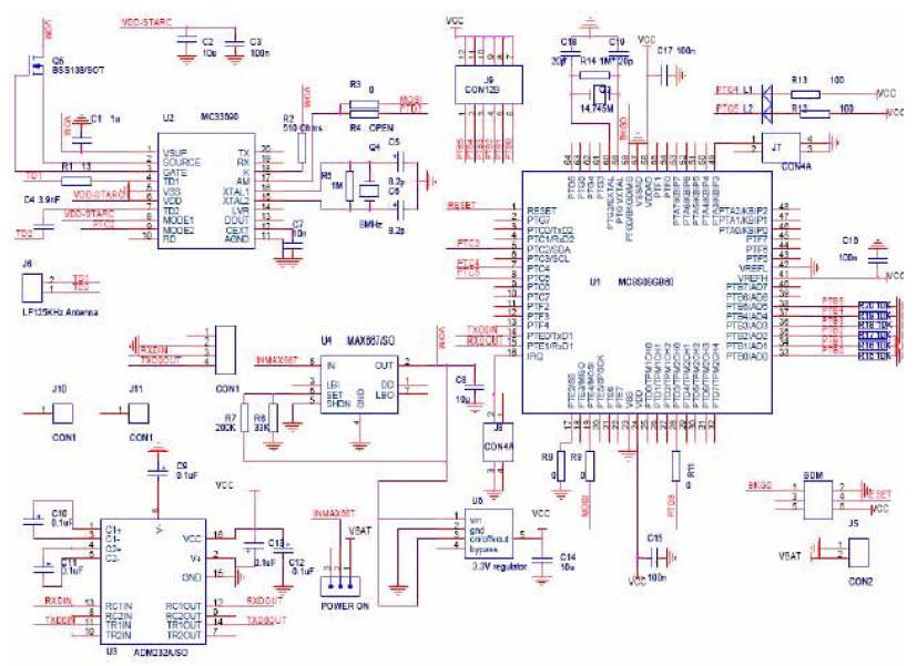 基于MPXY8300RM压力传感器的参考设计