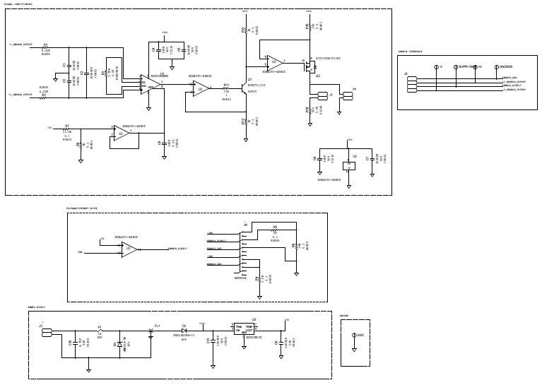 基于EVAL-CN0295-EB1Z压力传感器的参考设计