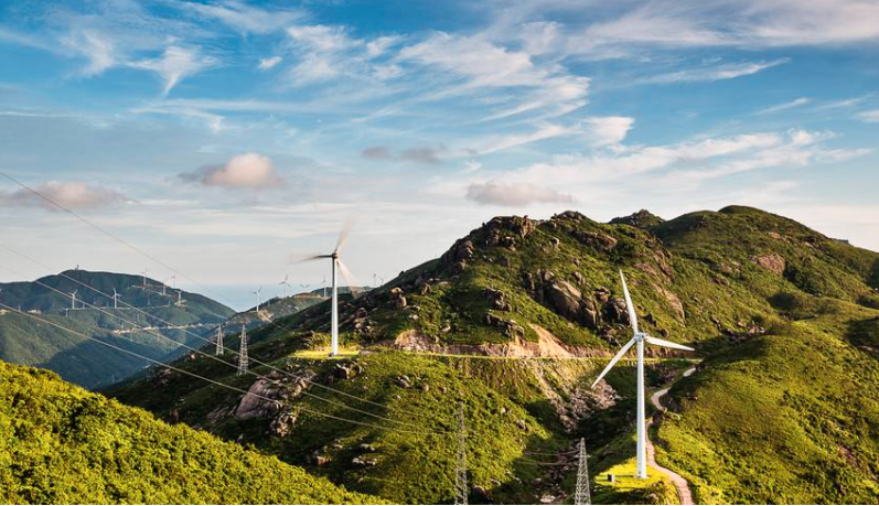 《巴黎协定》引领能源新纪元--浅谈大功率交流电源在风力发电行业应用