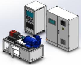 电机综合测试系统的技术参数和应用特点分析