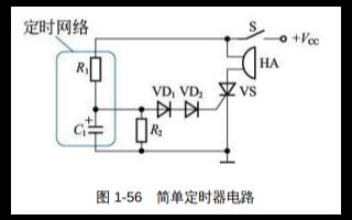 定时器电路的详细说明